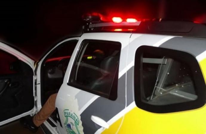 Assaltantes levam veículo e dinheiro de supermercado em Moreninha, interior de Santa Helena