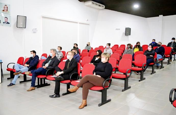 Audiência Pública em Itaipulândia apresentou números das receitas e despesas do 1º quadrimestre