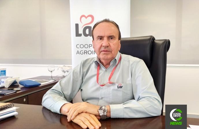 Avicultura, pedágio, nova Ferroeste e lavoura do milho, são temas da entrevista com Irineo Rodrigues; confira