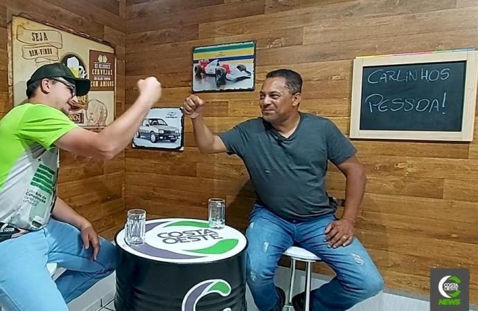 Boteco com Conteúdo Ep. 01 - Convidado Carlinhos Pessoa