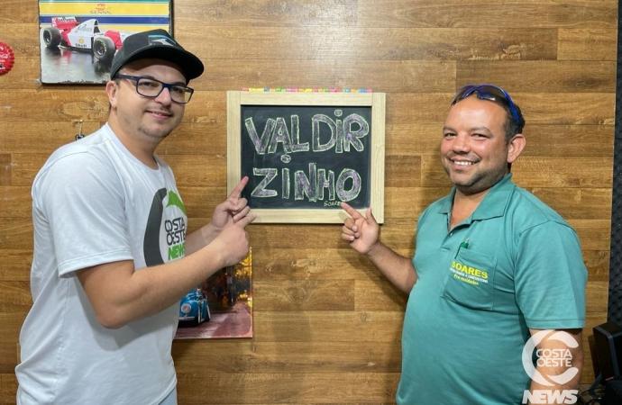 Boteco com Conteúdo Ep. 16 - Convidado Valdir Soares