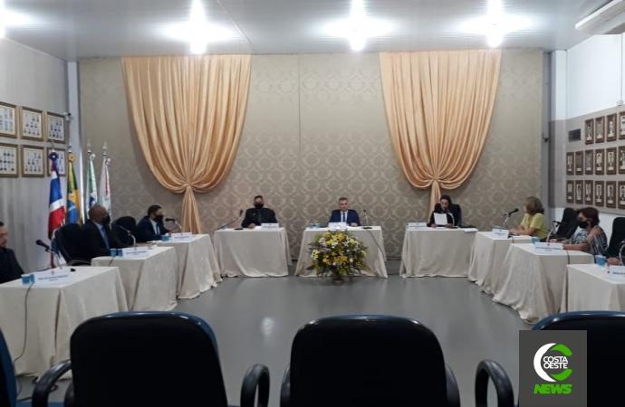 Câmara de Medianeira realiza sessão extraordinária para eleição das Comissões Permanentes