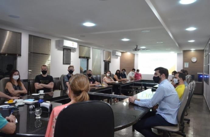 Câmara Técnica do Codemed reúne empresários para apresentar o Programa Aprendiz Tech