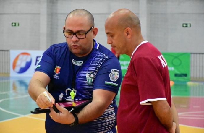 """Cidrão """"Rei do Acesso"""" é anunciado como novo técnico do Futsal de Santa Helena"""