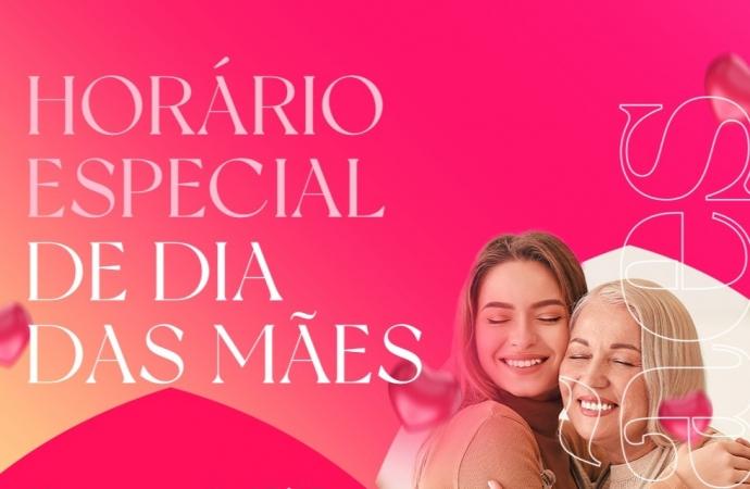 Comércio de Medianeira terá horário especial para o Dia das Mães