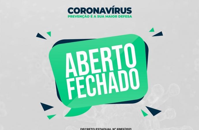 Guaíra: Comitê Gestor de Combate ao Coronavírus ratifica Decreto Estadual