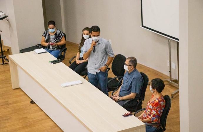 Comitê Municipal de Crise tem primeira reunião do ano para avaliar situação de Medianeira
