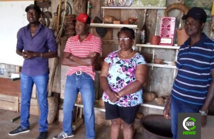 Comunidade quilombola de Guaíra completa 14 anos de reconhecimento