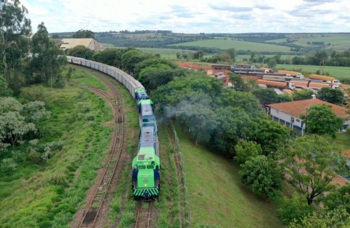 Conexões com Nova Ferroeste vão aumentar competitividade da produção paranaense