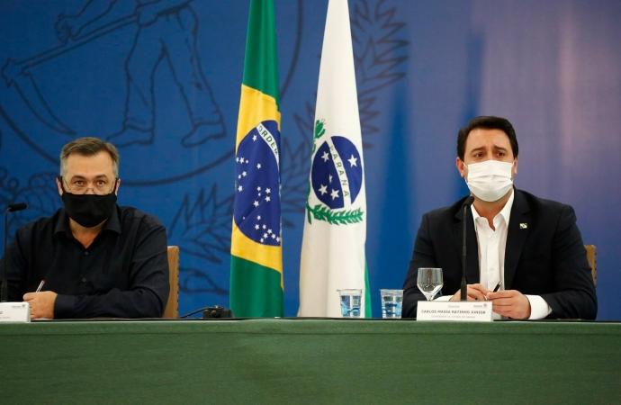 Confira as atualizações das medidas restritivas de combate à pandemia no Paraná