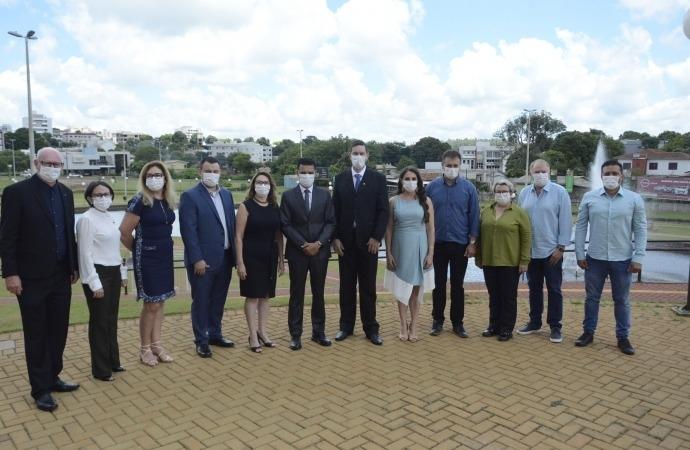 Conheça os novos Secretários de Medianeira