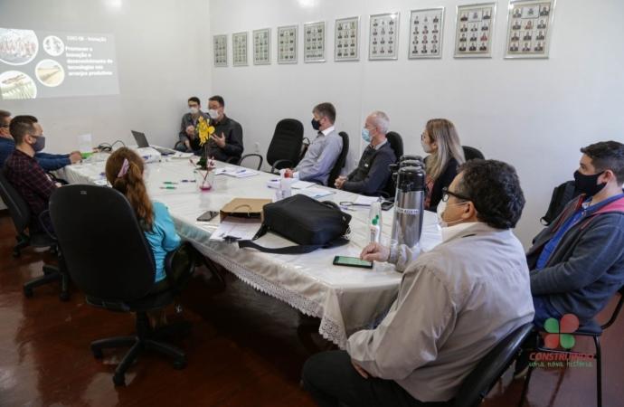 Conselho dos Lindeiros e Município de Missal alinham demandas para programa integrado de governança