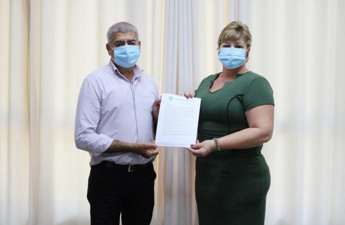 Covid-19: Itaipulândia e Instituto Butantan assinam Protocolo de Intenção para compra de vacinas