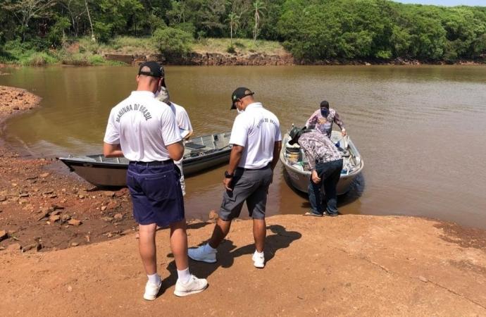 Delegacia Fluvial de Guaíra inicia Operação Verão 2020/2021 com foco na redução de acidentes de navegação