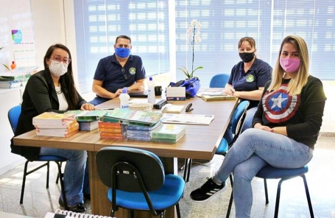 Departamento de Cultura de Itaipulândia promove oficina de contação de histórias focada na Educação
