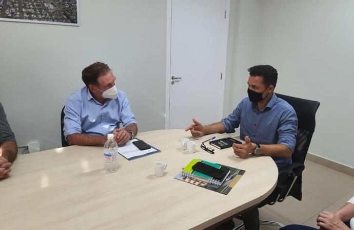 Deputado Ademir Bier entrega mais de R$ 1milhão em emendas parlamentares ao Município de Medianeira