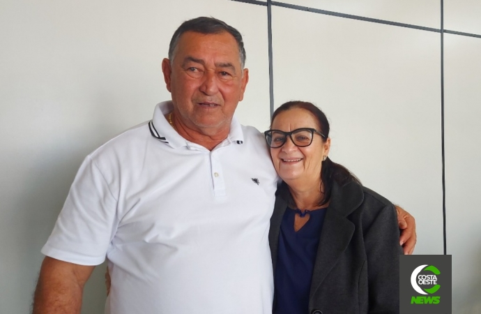 Dia dos Avós ganha significado especial para prefeito e primeira-dama de São Miguel do Iguaçu