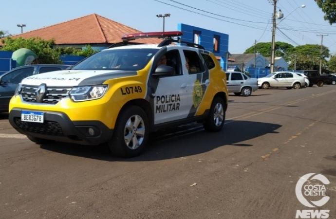 Diretora aciona a PM após estranho adentrar em colégio em Santa Helena