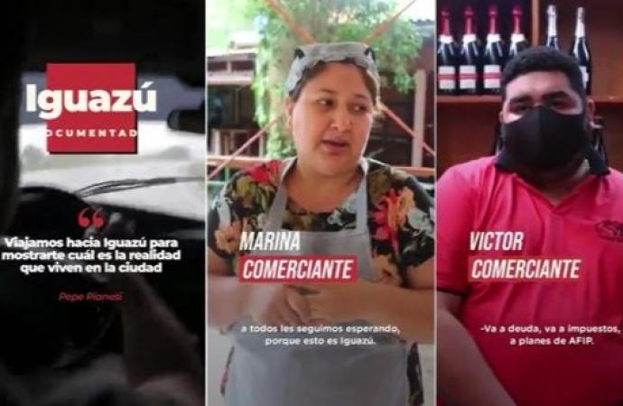 Documentário: Puerto Iguazú está vazia, deserta, sem pessoas… Assista!