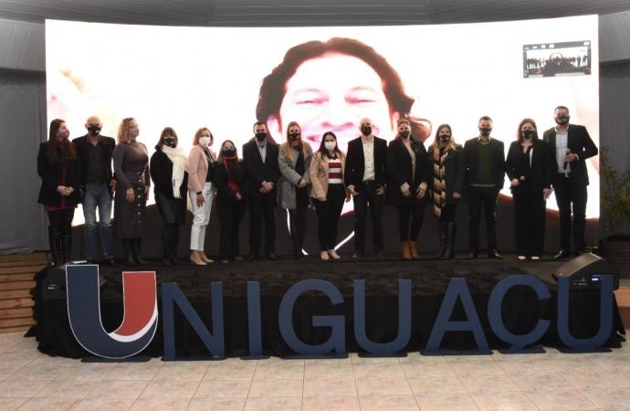 Em clima de reencontro: UNIGUAÇU realiza Semana Pedagógica com o objetivo de capacitar professores e coordenadores