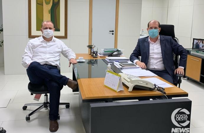 Em Curitiba, Zado recebe autorização para cirurgias de especialidades no Hospital Beneficente