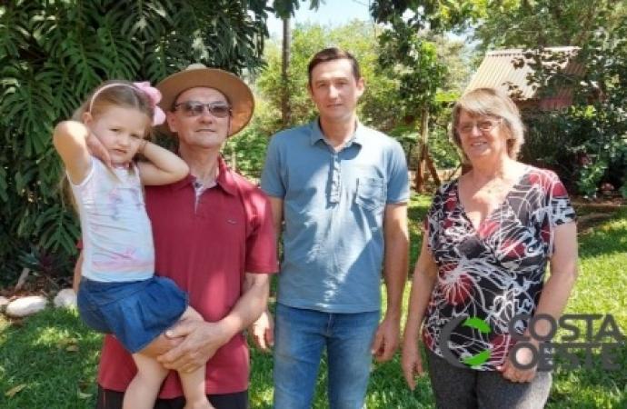 Expedição Costa Oeste: Família Welter supera começo difícil no Paraná e cresce com a produção de suínos