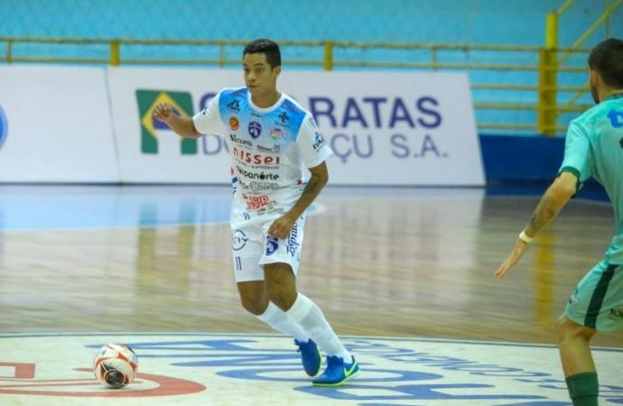Foz Cataratas Poker Futsal joga em Brasilia neste domingo
