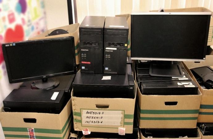 Governo de São Miguel do Iguaçu recebe doação de diversos aparelhos e equipamentos da Itaipu Binacional