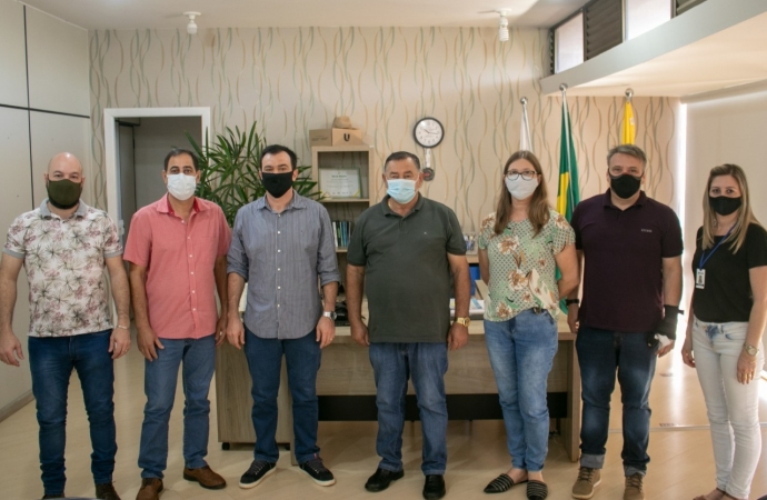 Governo Municipal de São Miguel e UTFPR estudam parceria para beneficiar a comunidade são-miguelense
