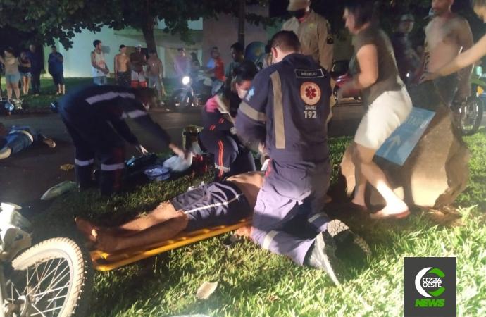 Grave acidente resulta em dois mortos em Santa Helena