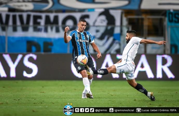Ouça os gols: Grêmio é goleado pelo Santos e está fora da Libertadores