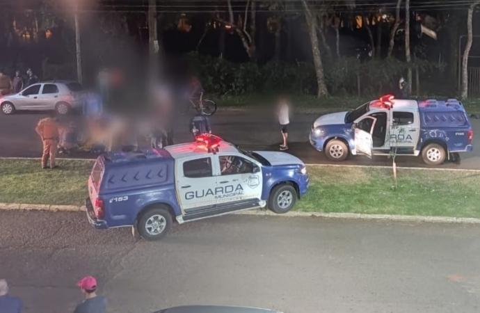 Guarda Municipal fica gravemente ferido após reagir a assalto em Foz do Iguaçu