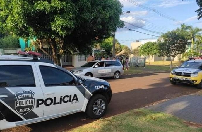 Homem é encontrado morto dentro de residência em Santa Helena