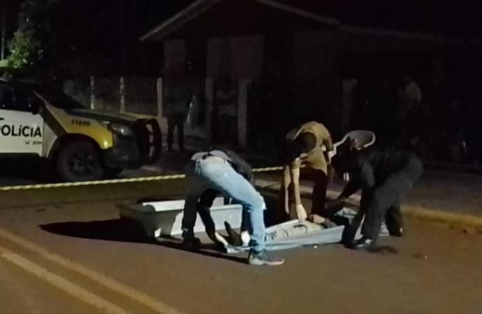 Homicídio é registrado em São José do Itavó em Itaipulândia