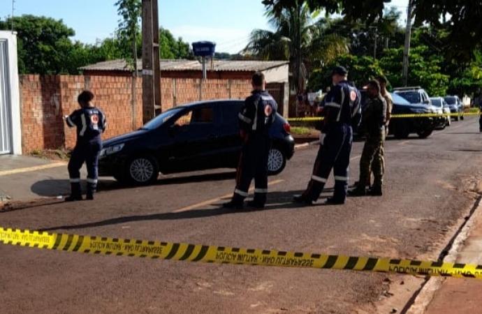 Homicídio é registrado em Guaíra