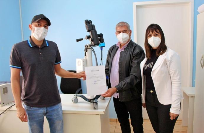 Hospital e Maternidade Itaipulândia adquire mais equipamentos e realiza doação ao Centro de Saúde Geni Basso