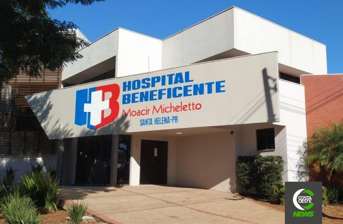 Hospital em Santa Helena recebe o CNPJ e está apto a iniciar atividades