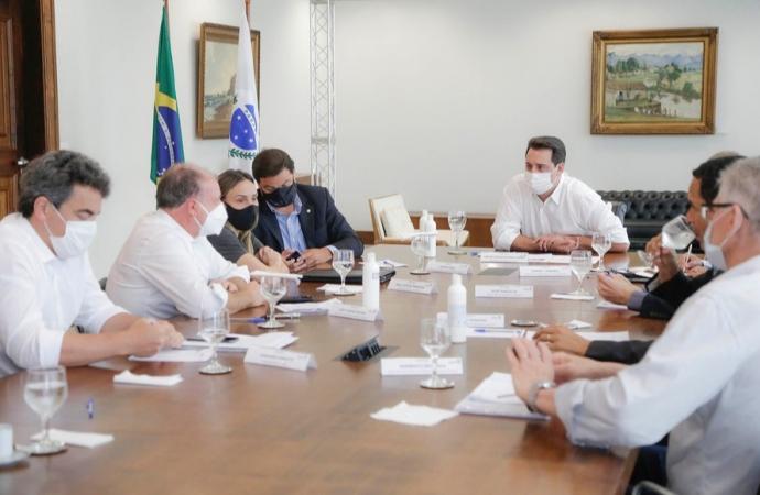 Itaipu e governo do Paraná afinam sintonia para o desenvolvimento do Estado