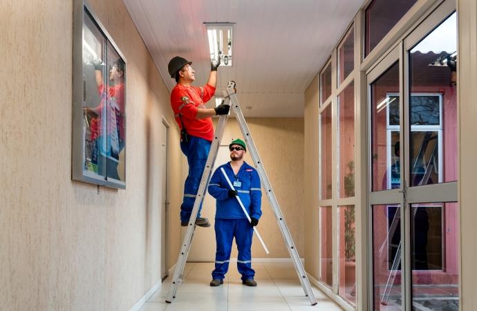 Itaipu economiza energia suficiente para iluminar 4 mil residências