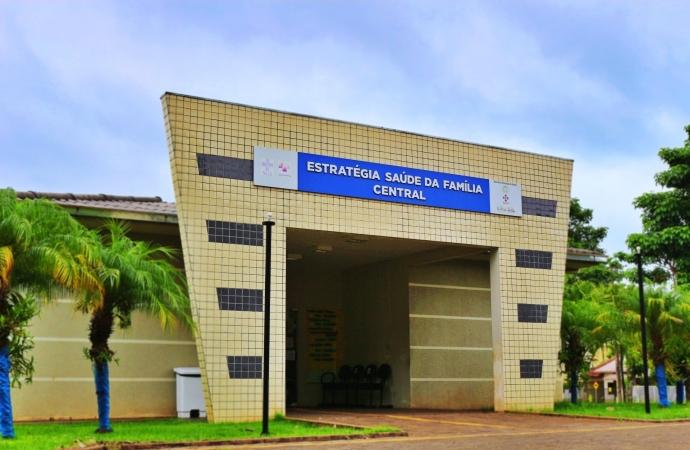 Itaipulândia: Com equipe infectada, ESF Central será fechada temporariamente