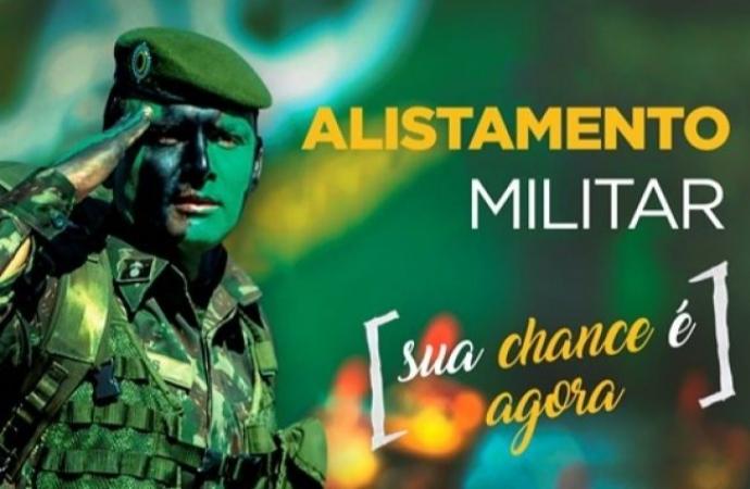 Jovens santa-helenenses devem se alistar no Serviço Militar