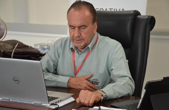 Lar Cooperativa participa de reunião com a Ministra da Agricultura Tereza Cristina