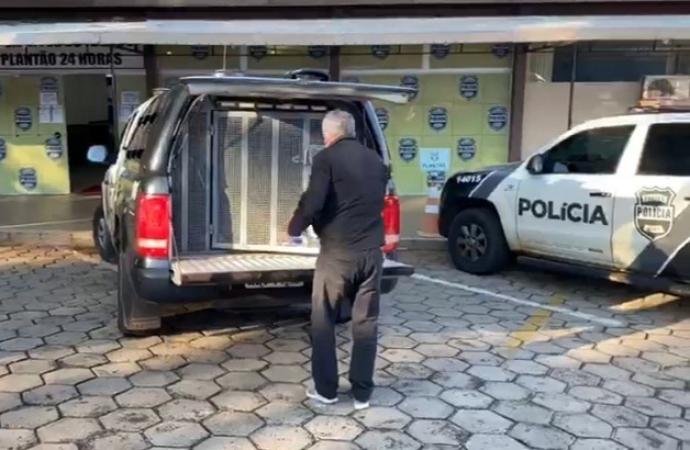 Luz Oculta: PC cumpre 10 mandados de prisão contra suspeitos de fraude a licitação em Foz