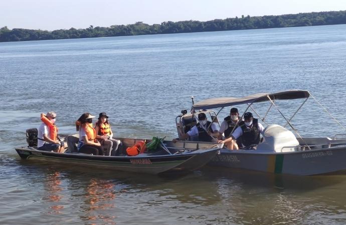 Marinha do Brasil realiza campanha nacional de limpeza dos mares, rios e lagos