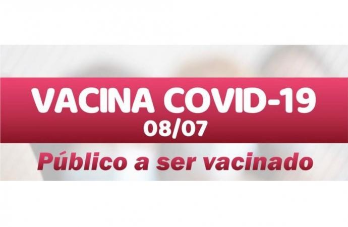 Medianeira começa a vacinar pessoas de 43 anos, confira lista completa