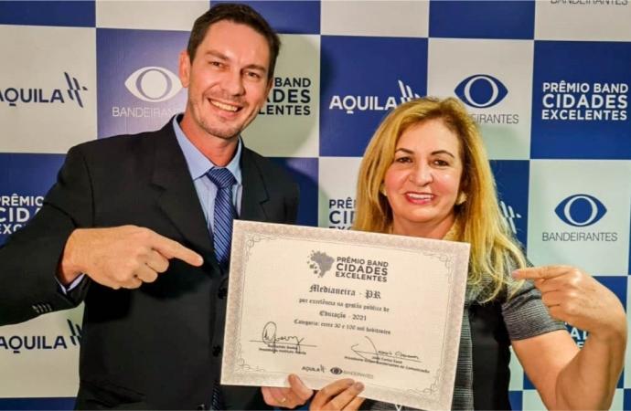 Medianeira é a melhor do Paraná em Educação
