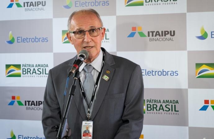 Mesma missão: general João Francisco Ferreira assume Diretoria Geral Brasileira de Itaipu