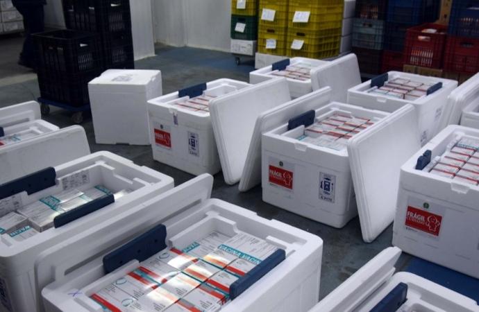 Ministério da Saúde anuncia envio de mais 136,8 mil vacinas contra a Covid-19 ao Paraná