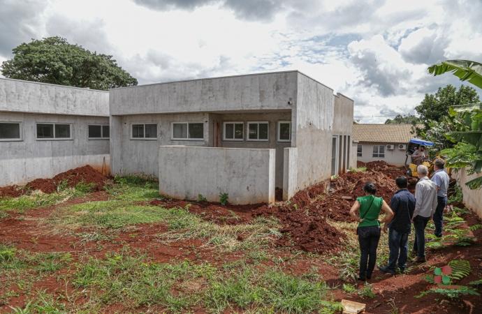 Missal: Obras da Unidade de Saúde do Centro são retomadas