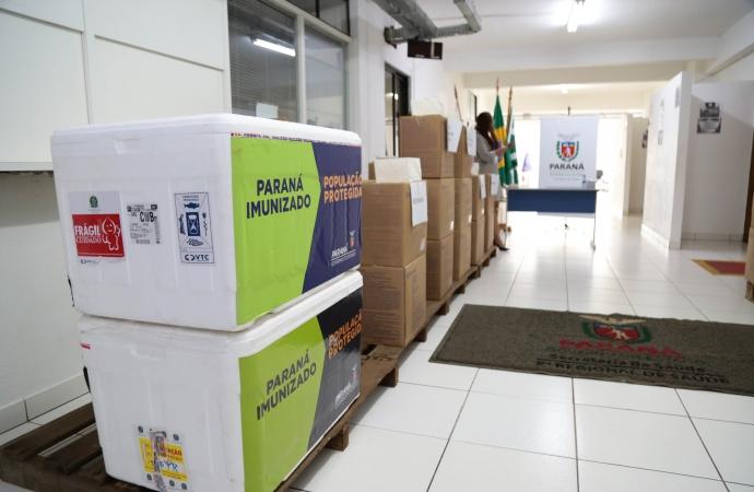 Missal recebeu 130 doses da Vacina contra a Covid-19 correspondente a 5ª remessa